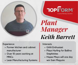 Topform Plant Manager