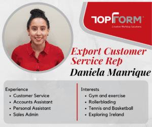 Export Customer Service