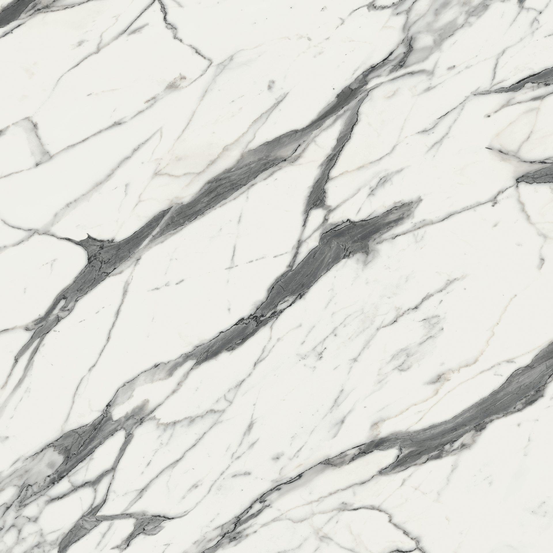 Calcutta Marble Close Square Edge Kitchen Worktop
