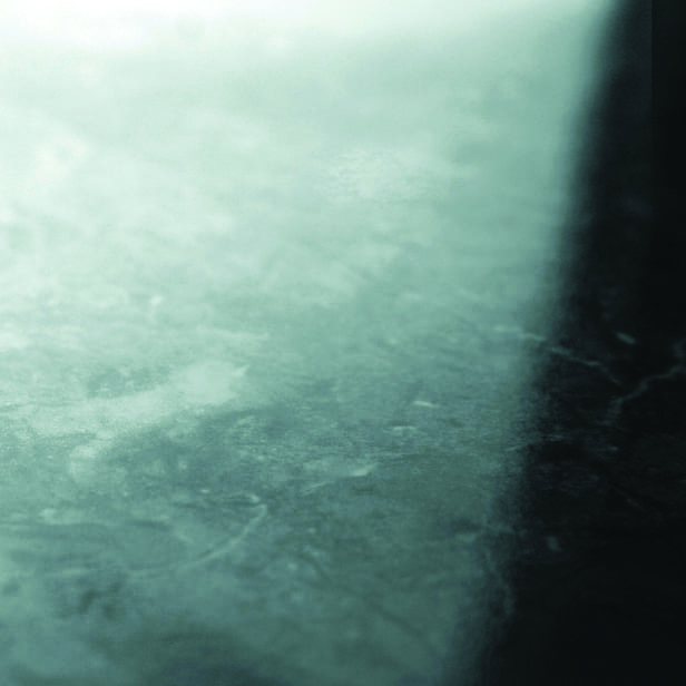 Gloss square edge kitchen worktop texture