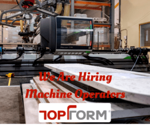Kitchen Worktops Machine Operators