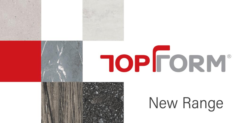 Topform New Kitchen Worktops Range